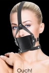 Baillon Leather Mouth Gag - Ouch