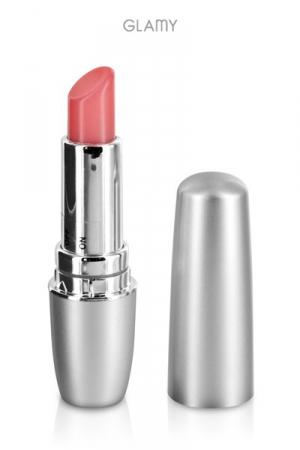 Sticky Vibe - Mini vibromasseur Rouge à lèvres. Extra doux, avec contact fin et précis. Tournez la bague pour déclencher les vibrations. Etui gris nacré. Longueur Totale 94 mm-Diamètre 22 mm. Type de Piles 1 PILE LR03