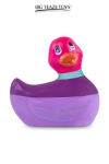Mini canard vibrant Colors rose