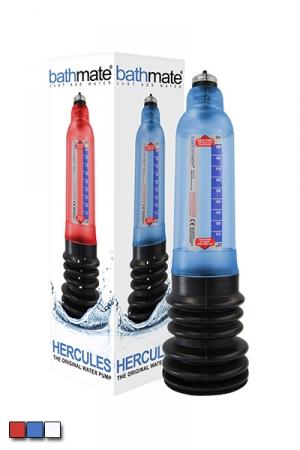 Pompe à penis Bathmate Hercules - La pompe à pénis Classique de Bathmate, la marque de pompe n1 mondiale, à base d'hydrothérapie.