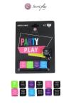 Jeu 5 dés Party Play